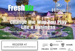 ENTREPRENEURIAL MINDSET TRAINING @ Hilton Del Mar